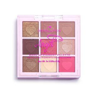 I Heart Revolution – Fantasy makeup eyeshadow Angel palette