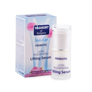 Ultra-Regenerating Lifting Serum with Yoghurt Probiotic