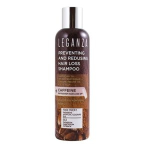 Sulfate-Free Hair Loss Shampoo with Strengthening Effect – Caffeine