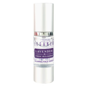Calming Face Serum – Lavender