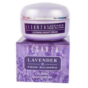 Calming Night Cream – Lavender