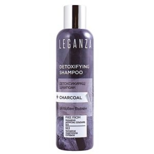 Sulfate-Free Detoxifying Shampoo – Charcoal