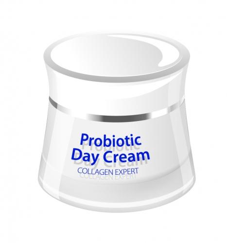 probiotic day cream collagen expert yoghurt of bulgaria lactobacillus bulgaricus with natural rose oil