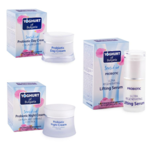 Probiotic Everyday Essentials Skincare Set