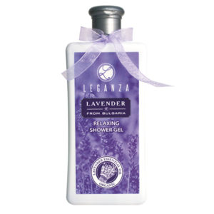 Relaxing Shower Gel – Lavender