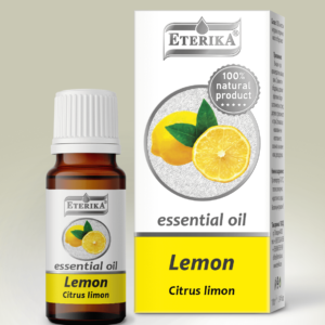 100% Natural Lemon Essential Oil